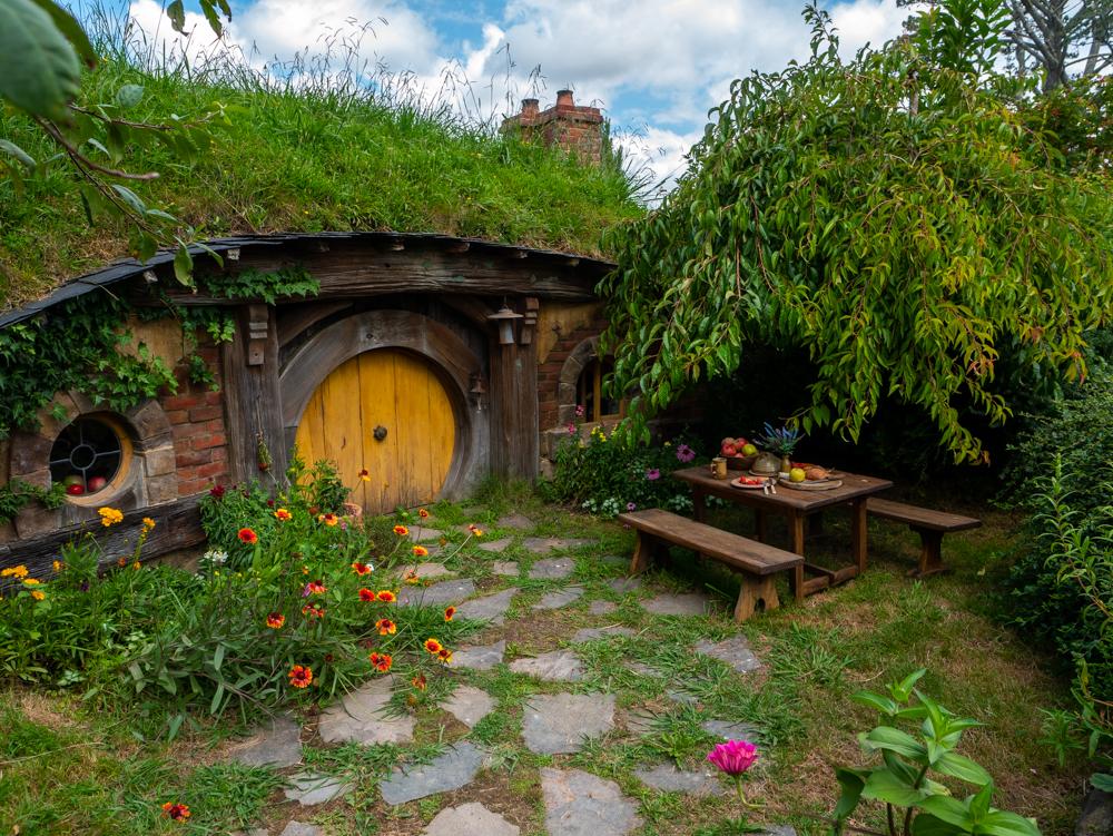 new zealand hobbiton parc
