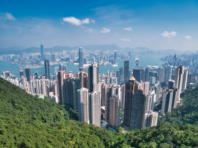 hong kong overview from peak 2